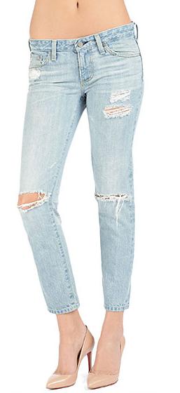 AG Jeans The Stilt Crop