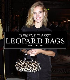 The Leopard Bags We Have Our Eyes On This Spring