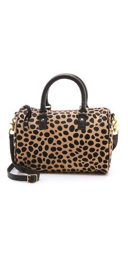 Clare Vivier  Haircalf Duffel Bag