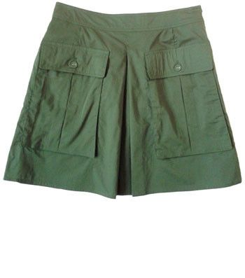 Friends & Associates Adelaid Utility Skirt