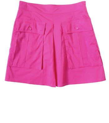 Friends & Associates Adelaide Utility Skirt