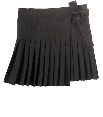 Friends & Associates  Ally Pleated Wrap Skirt