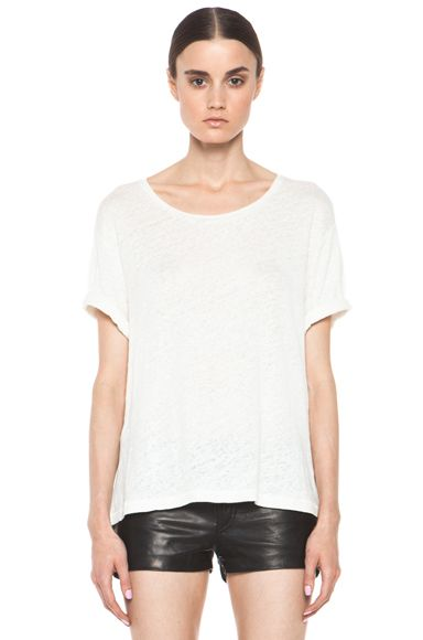 Acne  Wonder Linen Top