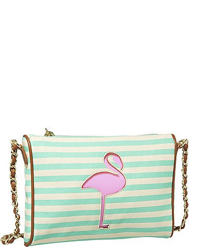 Betsey Johnson  Cut It Out Crossbody