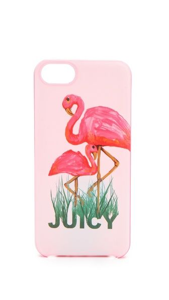 Juicy Couture  Flamingo iPhone 5 Case