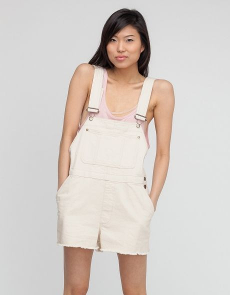 Ganni Austin Over-alls