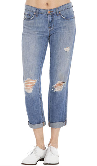 J Brand 1214 Aidan Boy-Fit Jeans