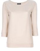 A.P.C. Metallic Sweater