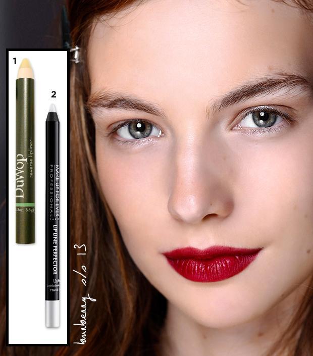 Invisible Lip Liner