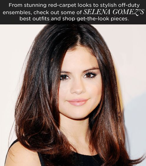 How To Get Selena Gomez's Star Style