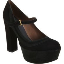 Platform Mary Jane Shoes  Marni
