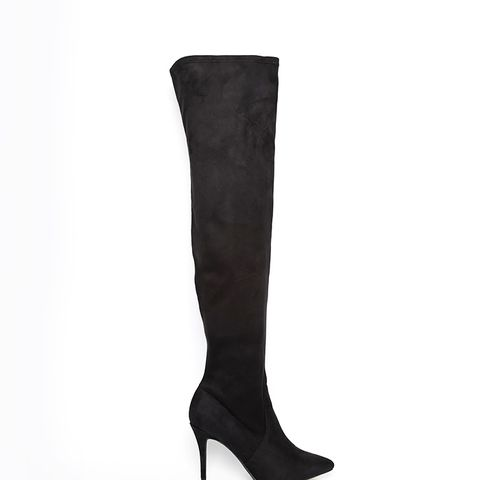 Glamour Heeled Over The Knee Boots