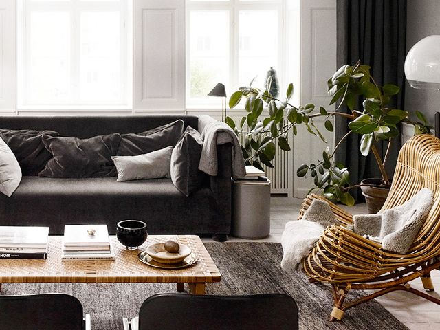 get the look a chic grey lounge mydomaine au