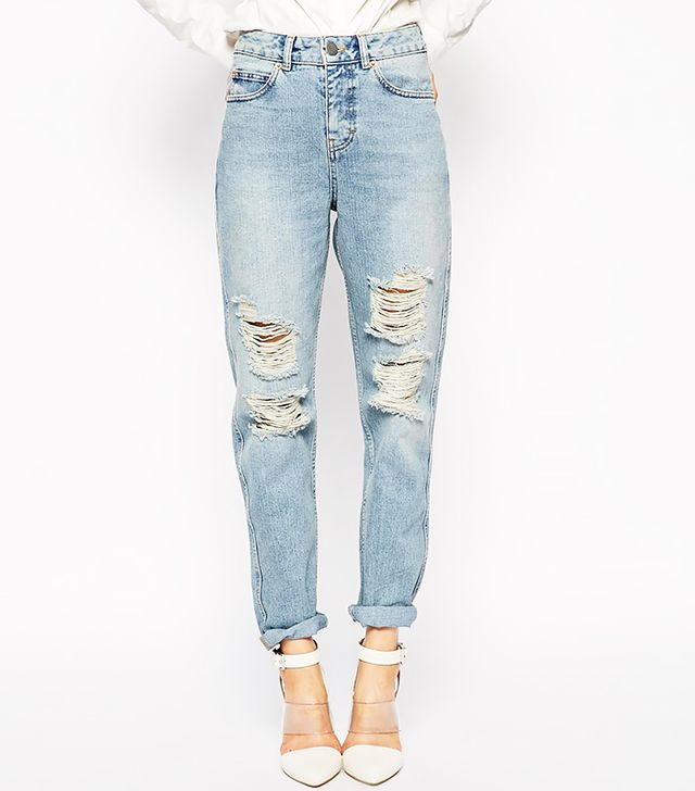 ASOS Original Rigid Mom Jeans
