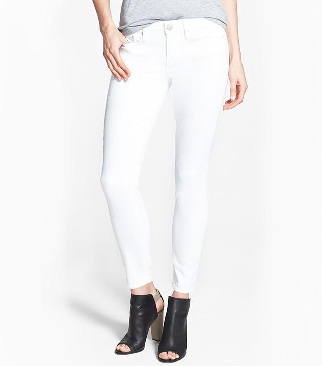 Vince Dylan Coloured Stretch Skinny Jeans