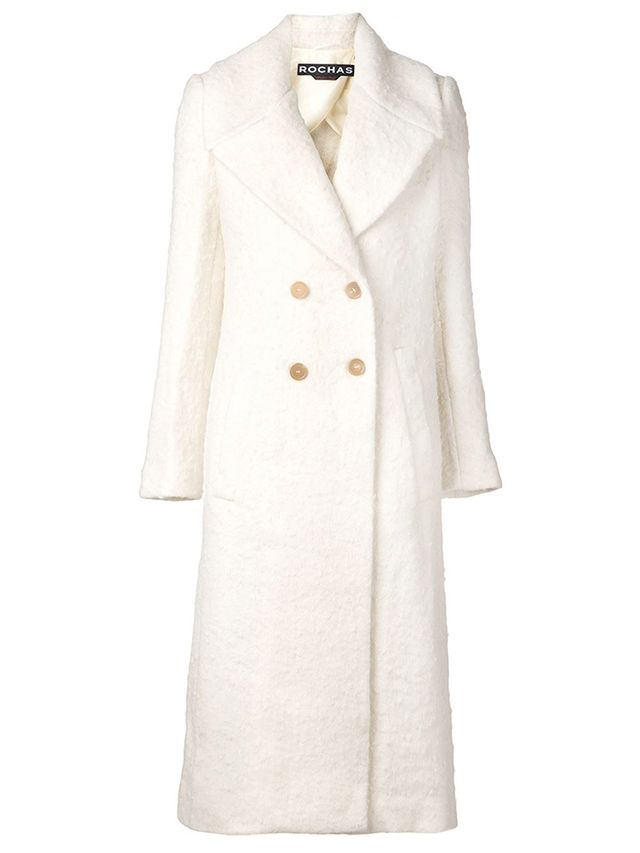 Rochas Long Coat
