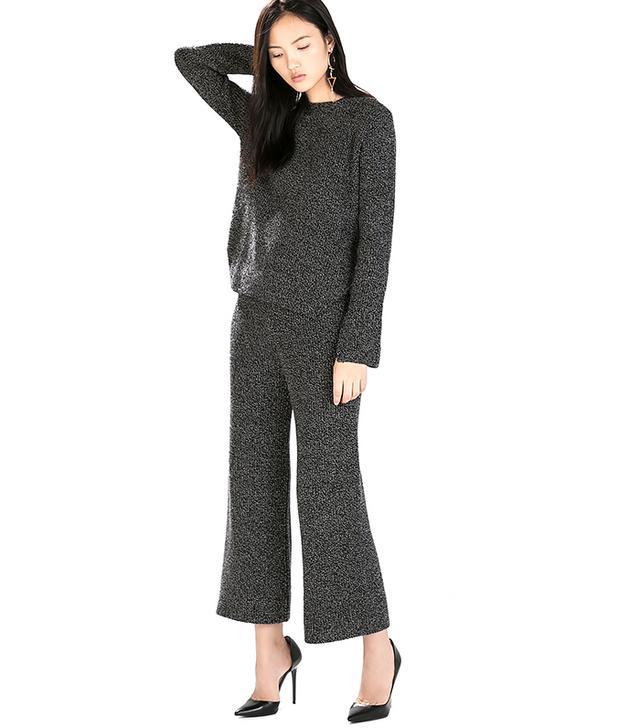 Zara Wide Hem Trousers
