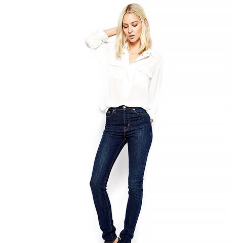 Thursday High Rise Skinny Jeans