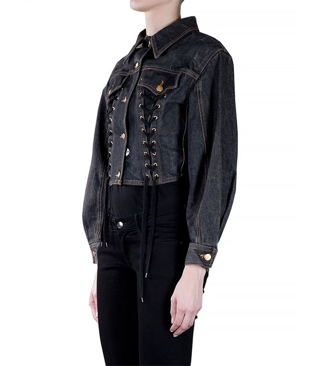Jean Paul Gaultier Vintage Denim Jacket