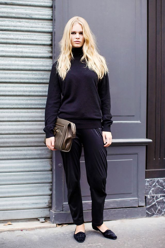 How to Actually Look Cool in a Turtleneck