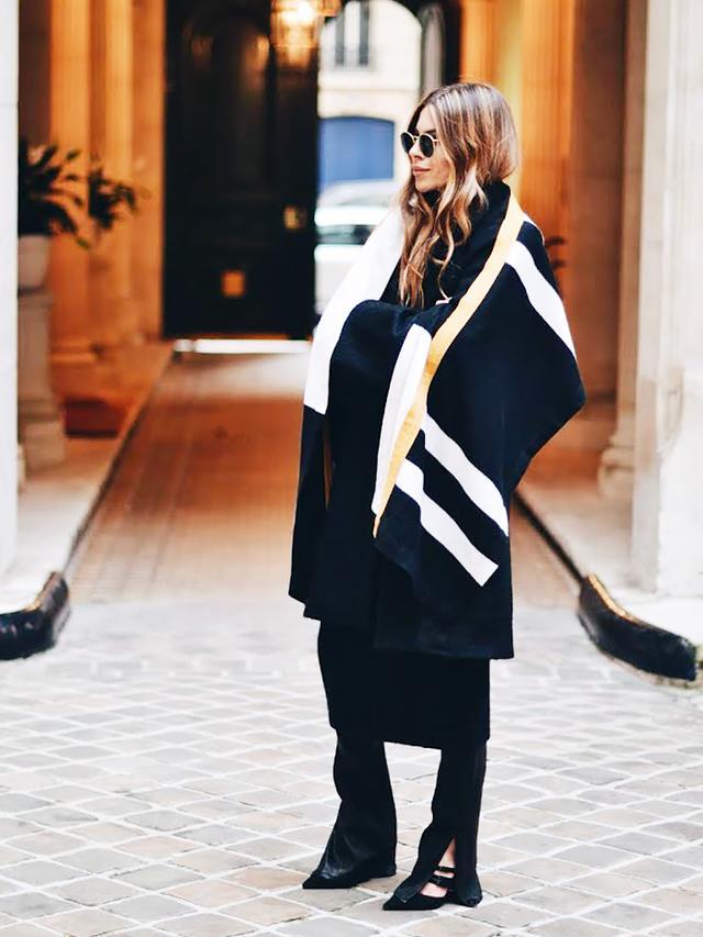Would You Wear It? Fall's Coziest Coat Trend