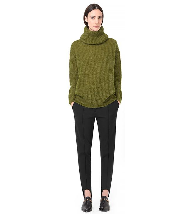Cos Oversized Roll-Neck Jumper