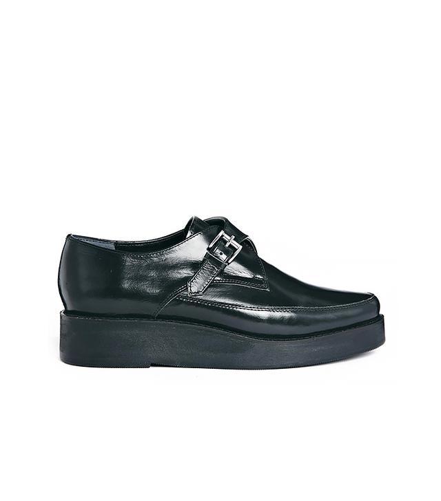 Park Lane Platform Creeper Shoes