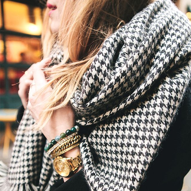 Under $50: 13 Amazing Oversized Scarves