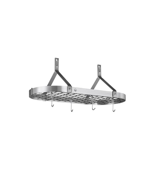 Williams-Sonoma Enclume Contemporary Oval Pot Rack