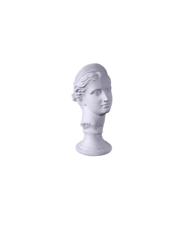 Plastercraft Hellene Bust Statue