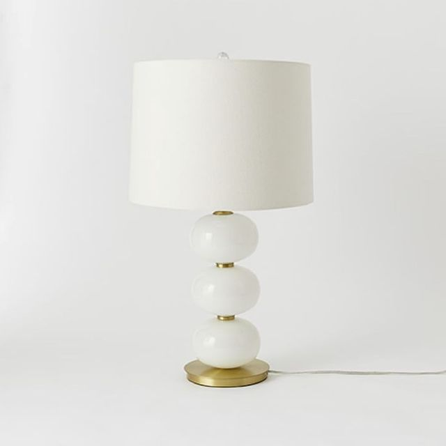 West Elm Abacus Table Lamp