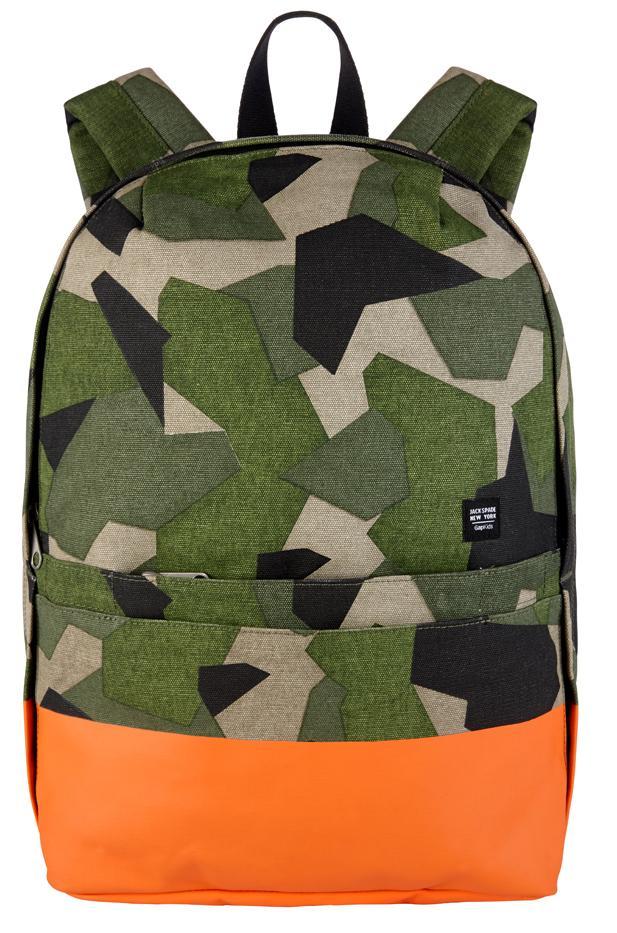 JACK SPADE ? GapKids Camo Backpack