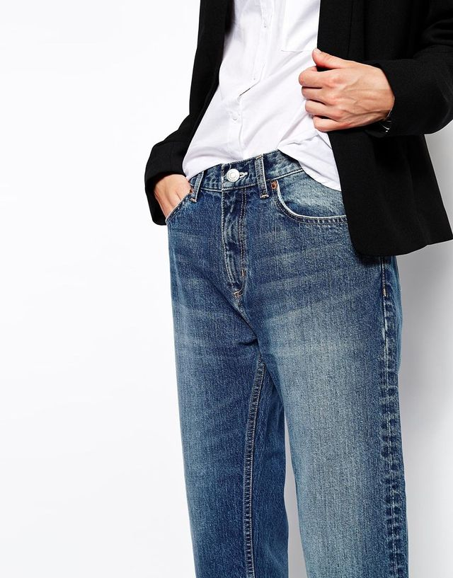 Weekday Cropped Jeans