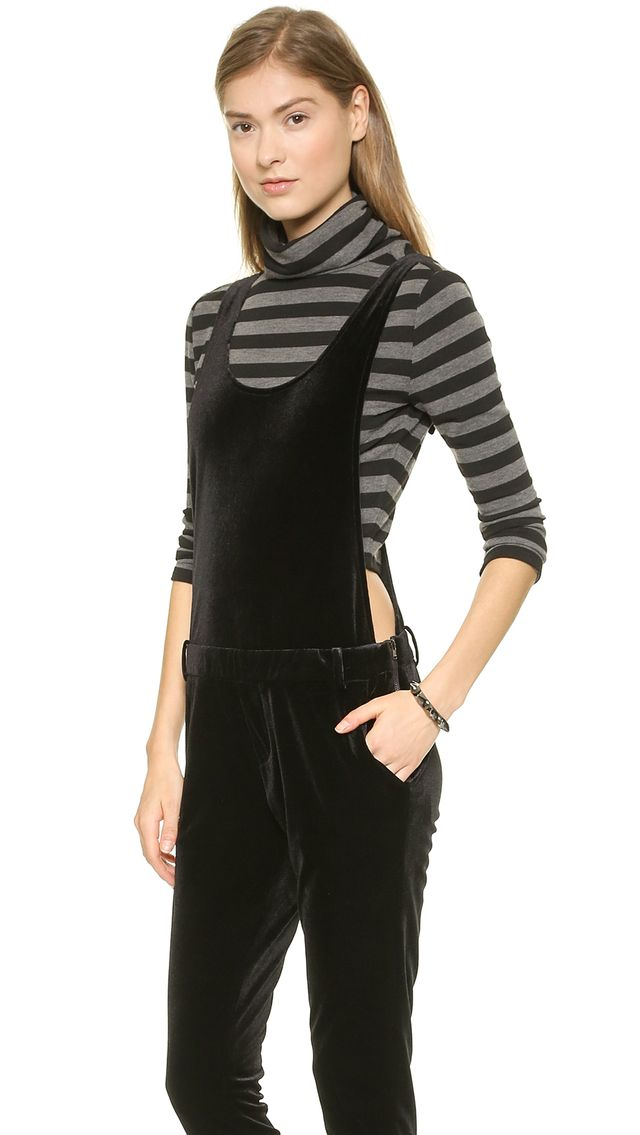Knot Sisters Regal Overalls