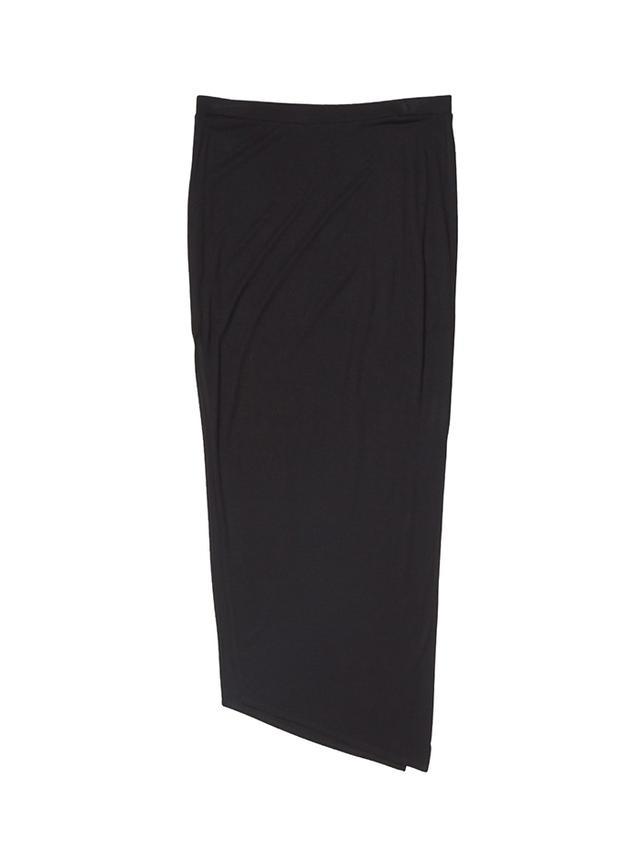 Helmut Lang Scala Jersey Maxi Skirt