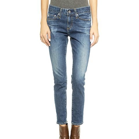 The Beau Slouchy Skinny Jeans