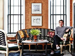 Home Tour: A Pattern-Packed Townhouse in Brooklyn Heights