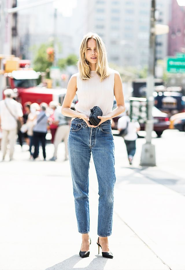 Is THIS New Denim Style Replacing Your Skinny Jeans?