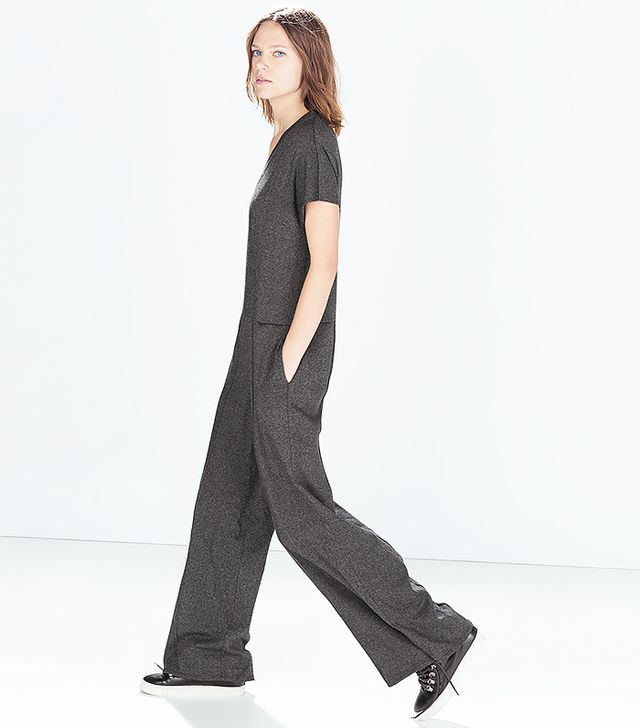 Zara Wide-Leg Jumpsuit