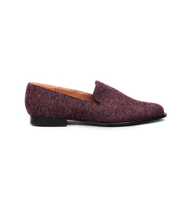 & Other Stories Wool-Effect Loafers