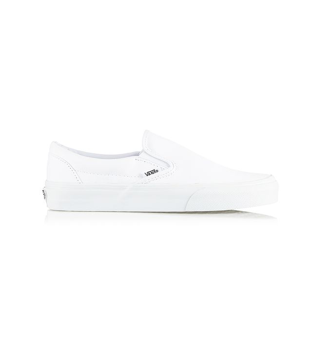 Vans Canvas Slip On Sneakers