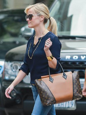 Reese Witherspoon's Chic Suede Boots Were Made for Walking