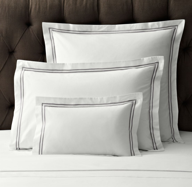 Restoration Hardware Italian Hotel Bedding