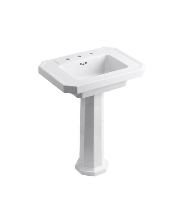 Kohler Kathryn Pedestal Sink