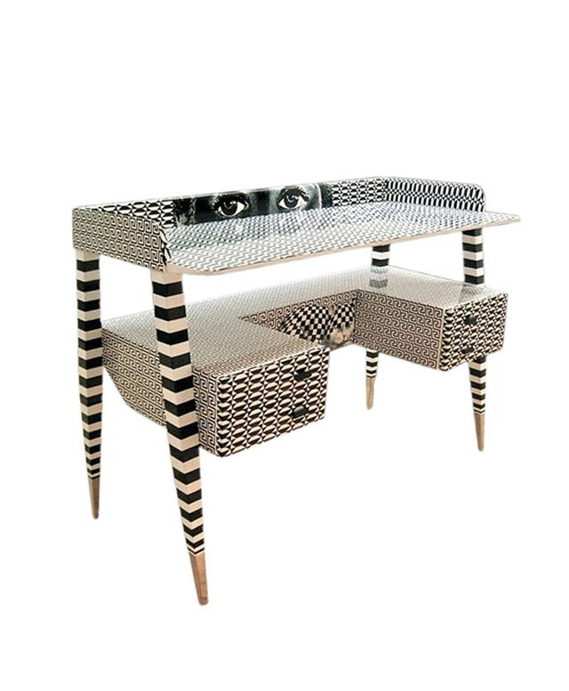 Barnaba Fornasetti for Themes & Variations Optique Desk