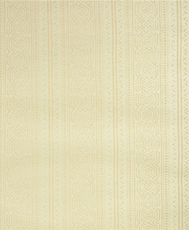 "Brunschwig & Fils ""Empoli"" on Sisal Wallpaper"