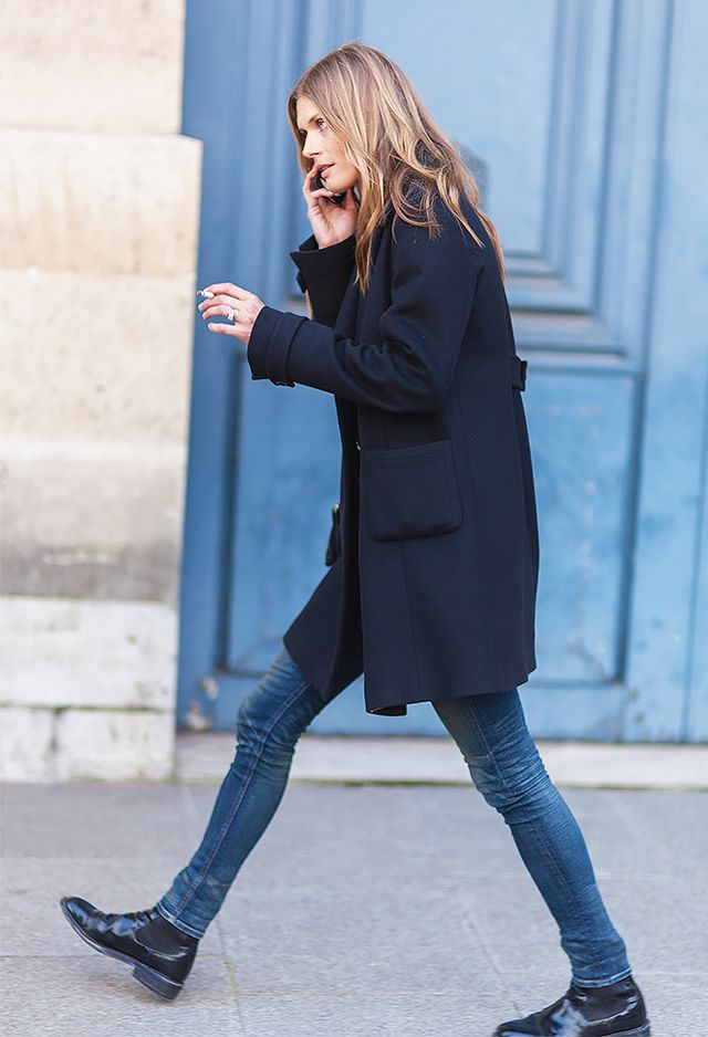 Feb 16,  · Enter the tried-and-true combination loved by fashion girls everywhere: booties and skinny jeans. For seasons, we've embraced the outfit as a staple (you probably have to).Home Country: US.