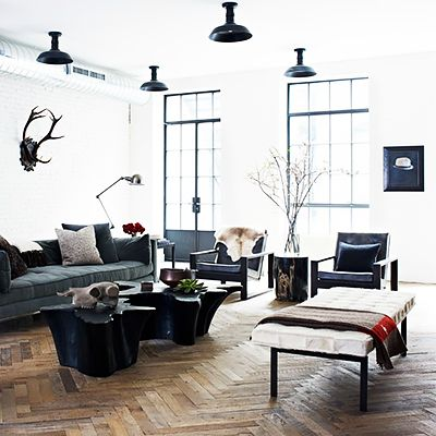 Tour a Chic New York Loft With a Hint of Edge