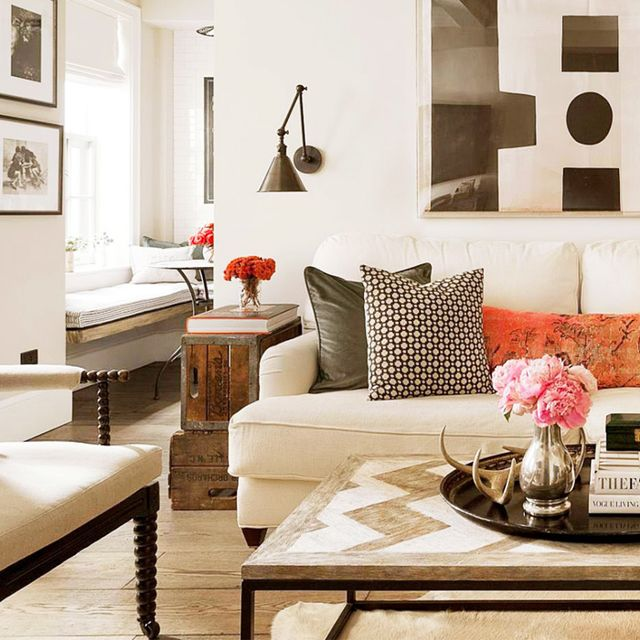 Inside a Manhattan Apartment With Rustic Charm