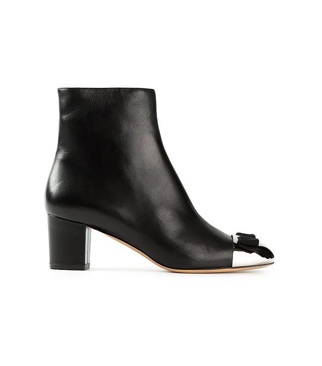 Salvatore Ferragamo Nury Ankle Boots